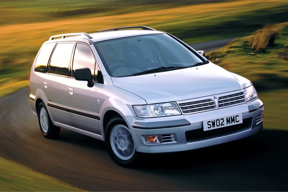 Mitsubishi Space Wagon 1999 Car Review Honest John