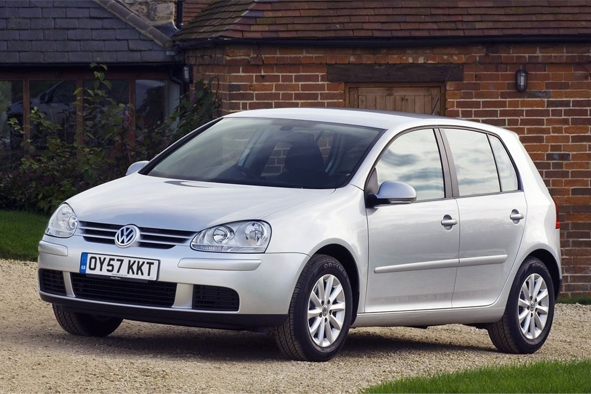 Volkswagen Golf V 2004 Car Review Honest John