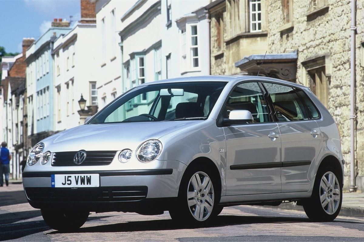 Volkswagen Polo Iv 2002 Car Review Honest John