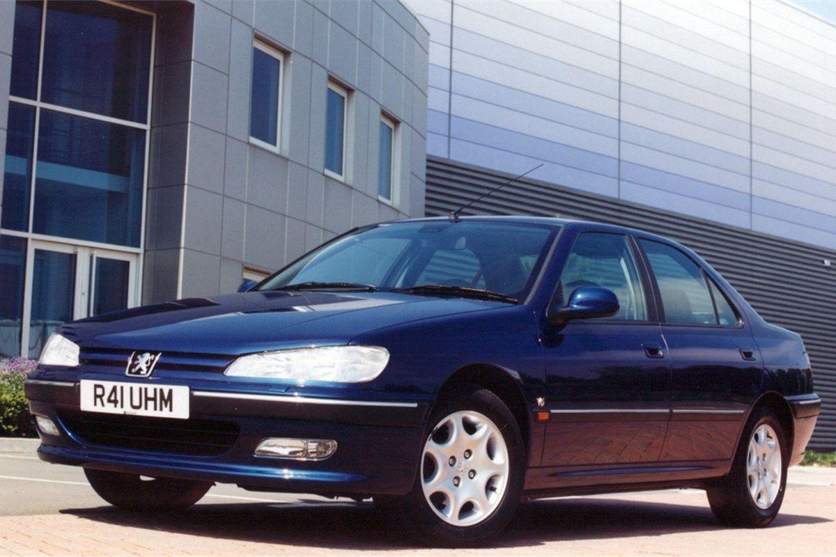 Peugeot 406 1996 Car Review Honest John