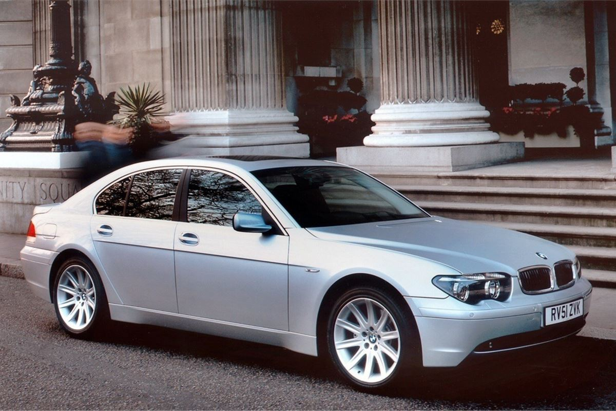 Bmw 7 Series E65 E66 2002 Car Review Honest John