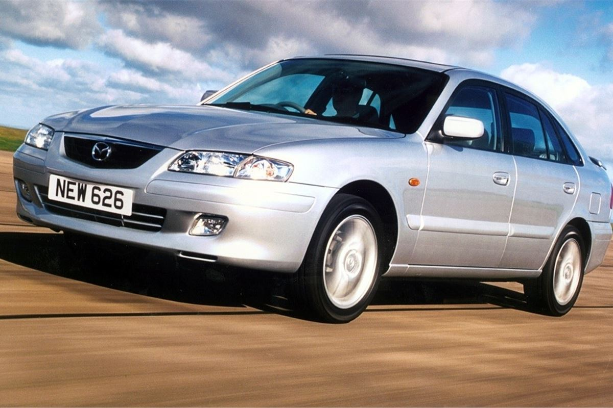 Mazda 626 2000 Car Review Honest John