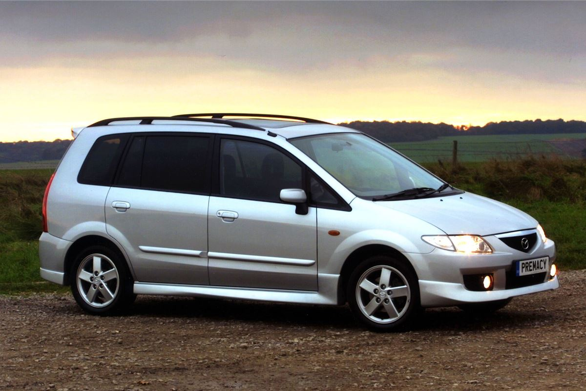 mazda premacy 2000 car review honest john. Black Bedroom Furniture Sets. Home Design Ideas