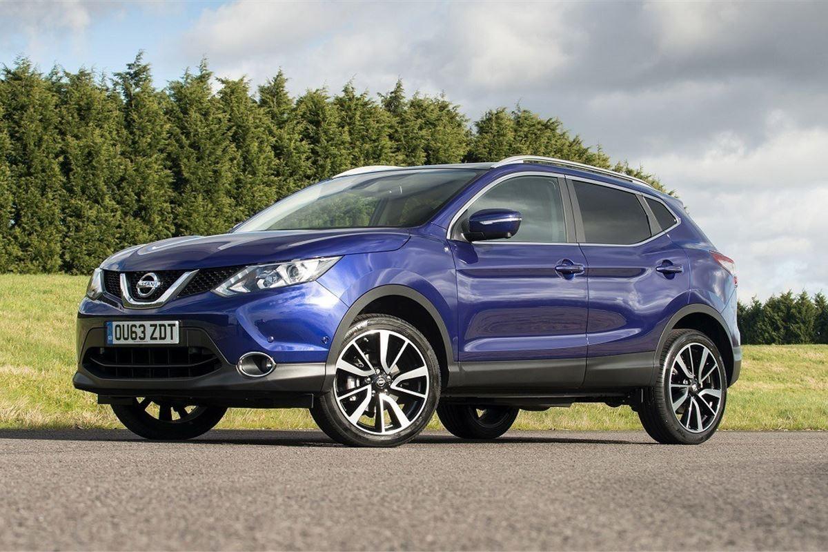 Nissan qashqai 2014 car review honest john for Garage nissan qashqai