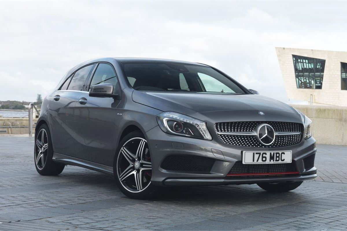 Cheap Used Cars For Sale >> Mercedes-Benz A45 AMG 2013 - Car Review | Honest John