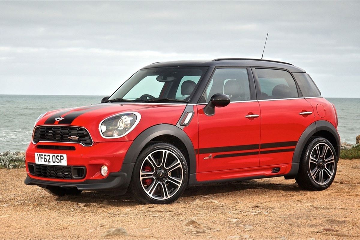Mini Countryman R60 2010 Car Review Honest John
