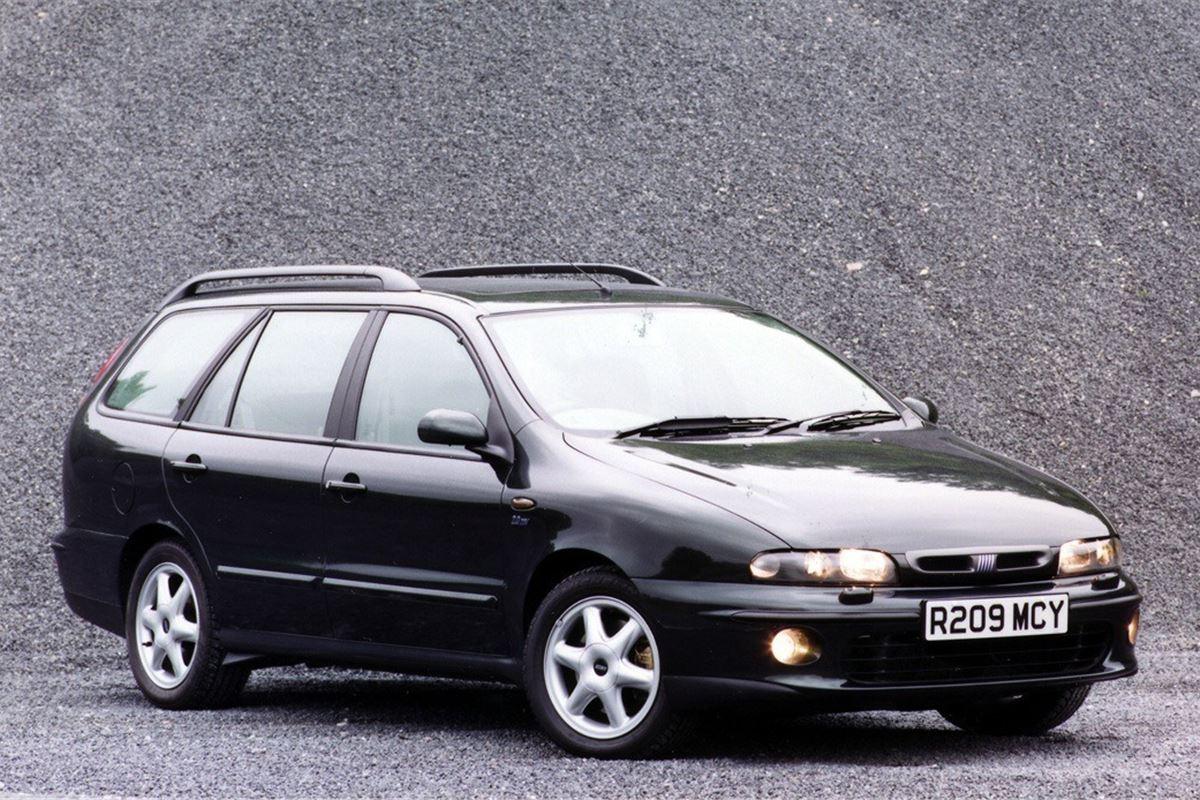 Fiat Marea 1997 Car Review Honest John