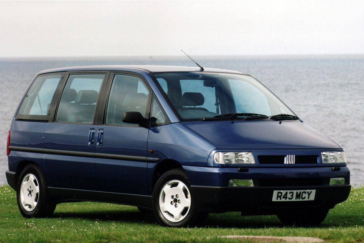 FIAT Ulysse - 1999, 2000, 2001, 2002 - autoevolution