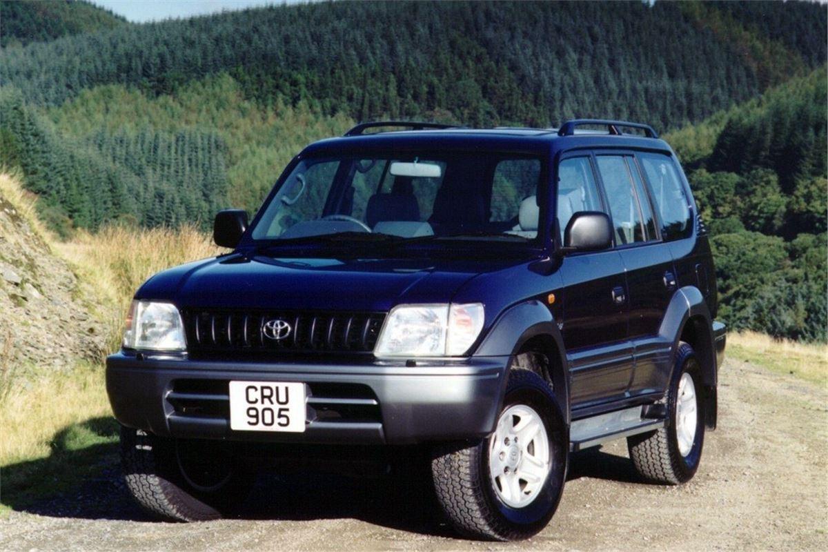 Toyota Land Cruiser 1997 Car Review Honest John
