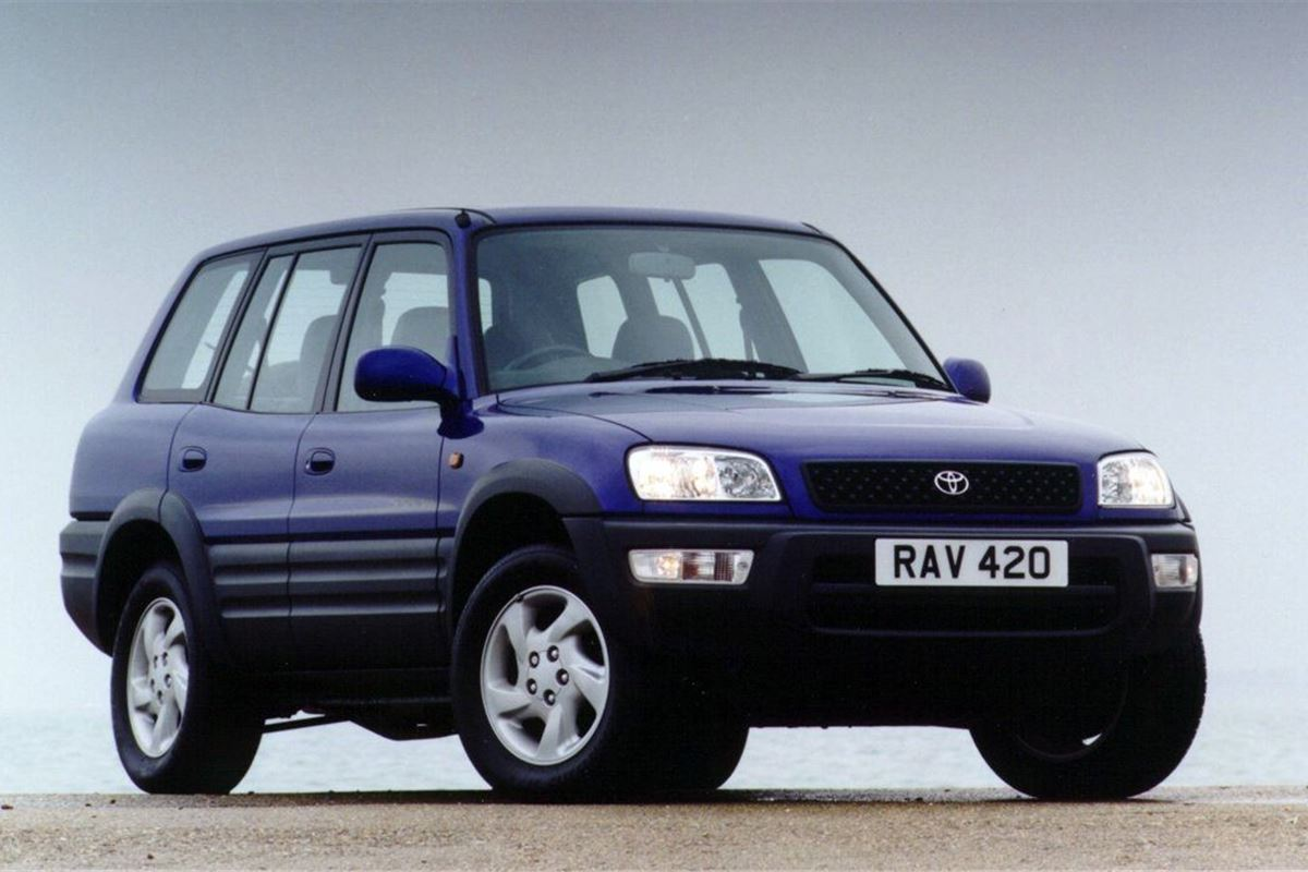 Toyota RAV4 1994 - Car Review | Honest John