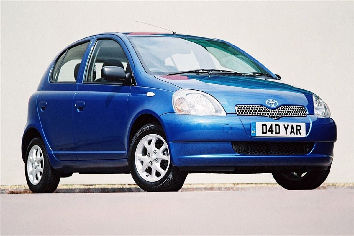 Toyota Yaris 1999 Car Review Honest John