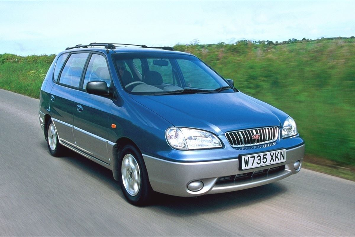 Bmw Lease Deals >> KIA Carens 2000 - Car Review | Honest John