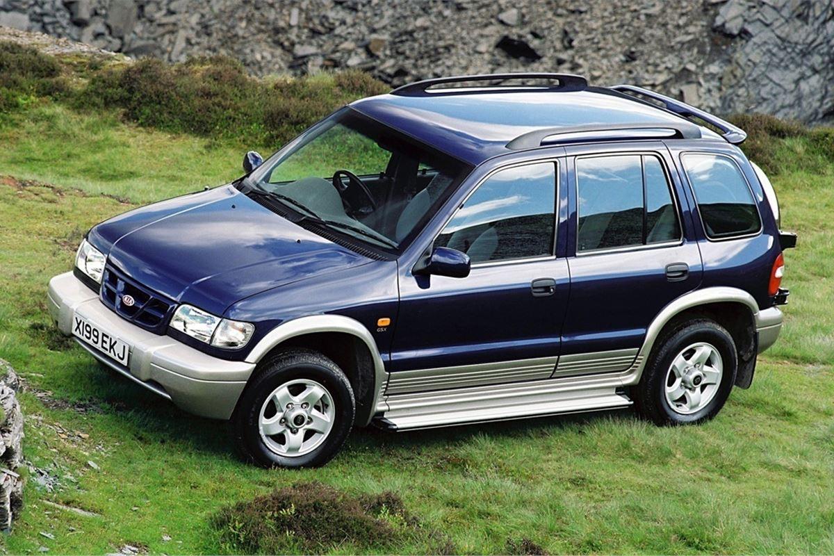 Kia Sportage 1995 Car Review Honest John