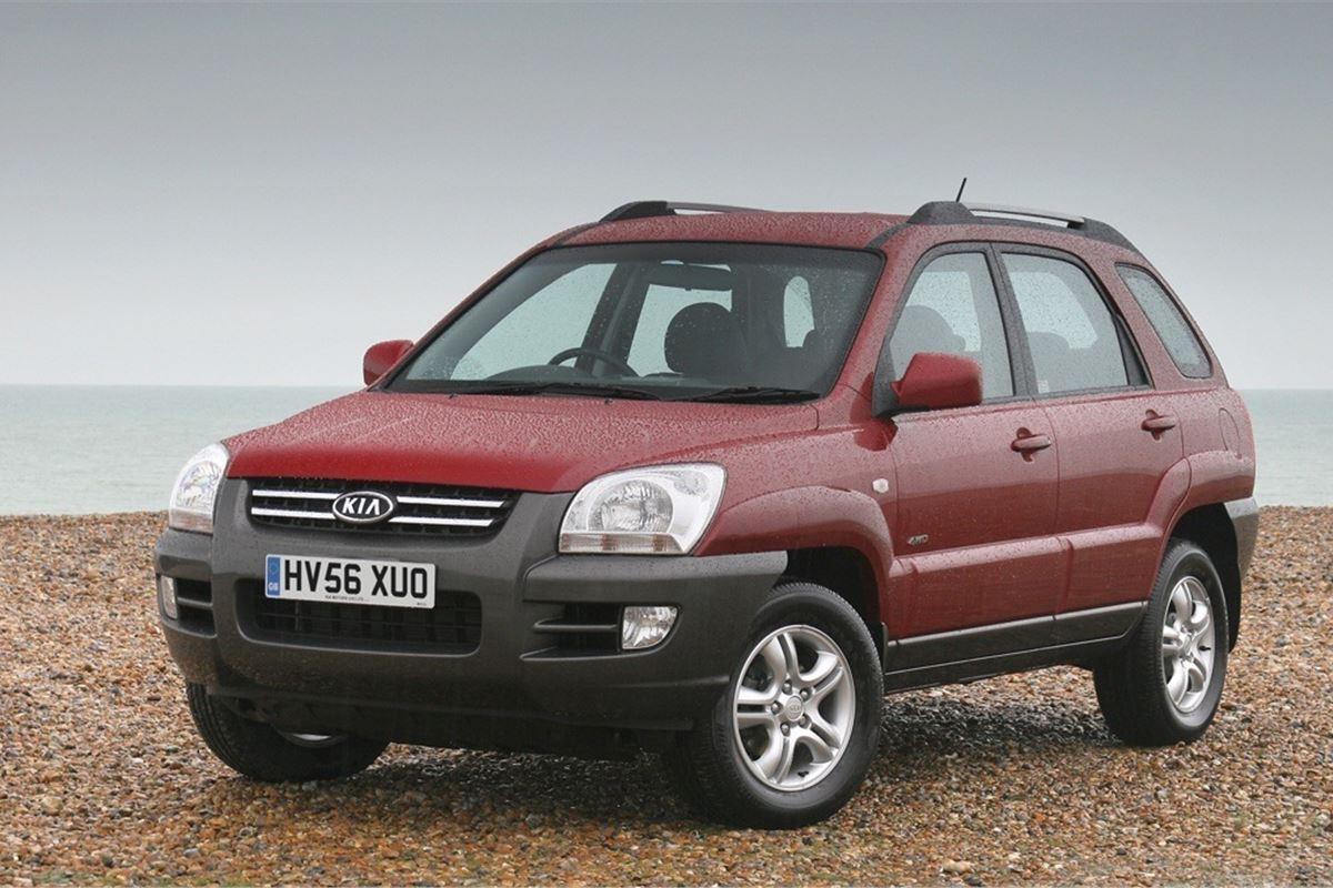 Bmw Lease Deals >> KIA Sportage 2005 - Car Review | Honest John