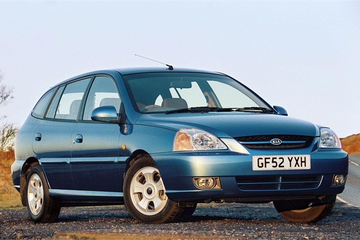 Kia Rio 2001 Car Review Honest John