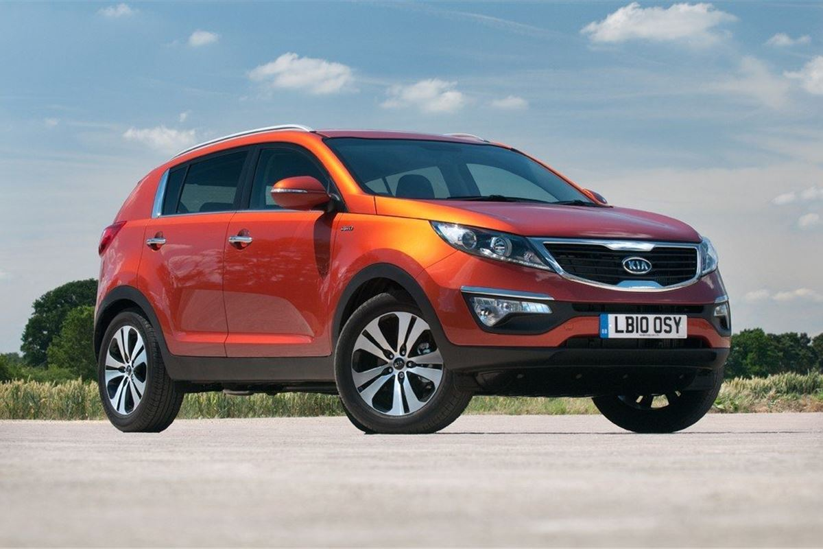 kia sportage  car review honest john