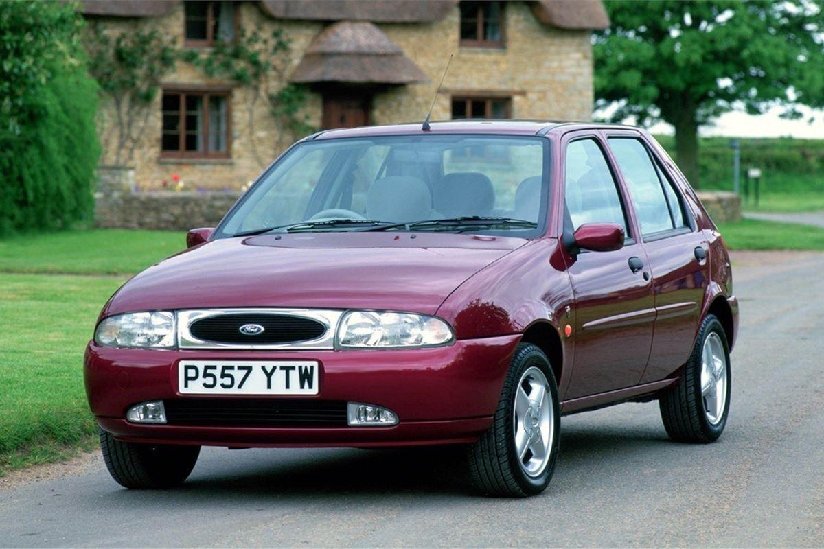 Ford Fiesta 1995 Car Review Honest John