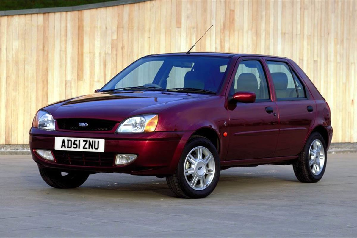 Ford Fiesta 2000 Car Review Honest John