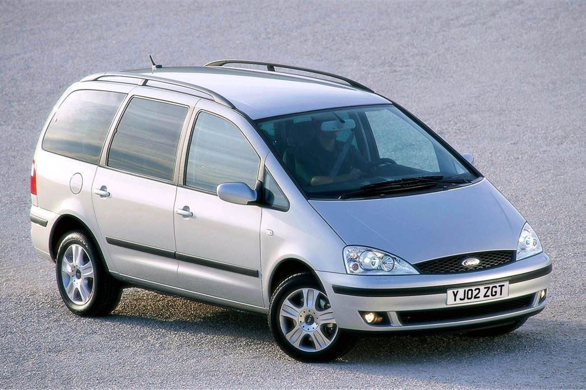 Ford Galaxy 1995 Car Review Honest John