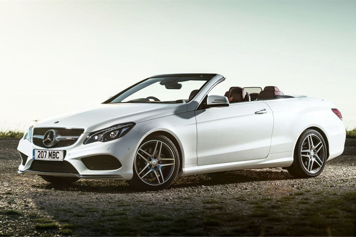 Mercedes benz e class cabriolet 2010 car review honest for Used mercedes benz e350 convertible
