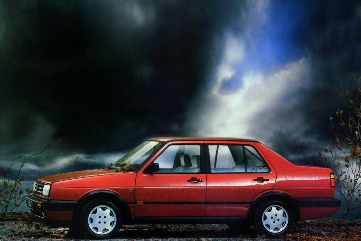 Volkswagen Jetta Mk2 - Classic Car Review | Honest John