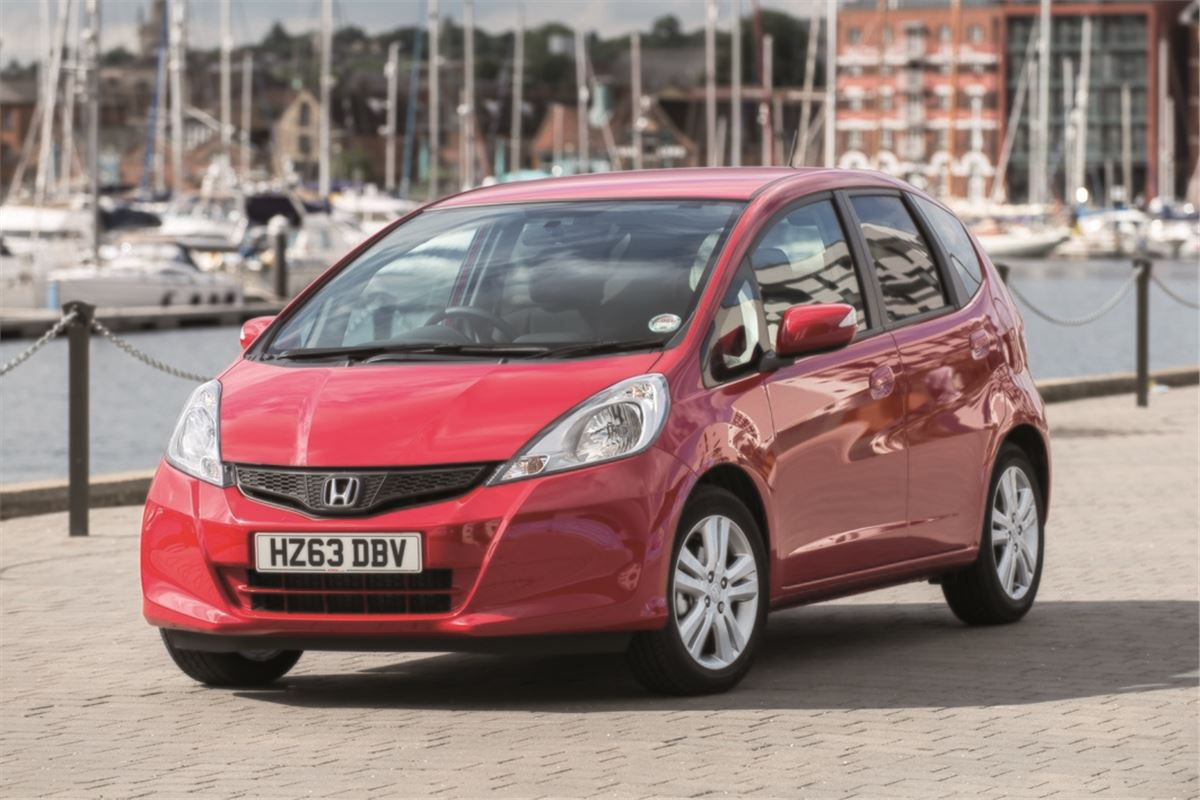 Toyota Lease Deals >> Honda Jazz 2008 - Car Review | Honest John