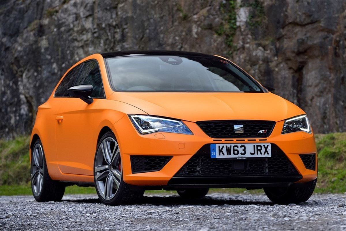 Nissan Lease Deals >> SEAT Leon Cupra 2014 - Car Review | Honest John