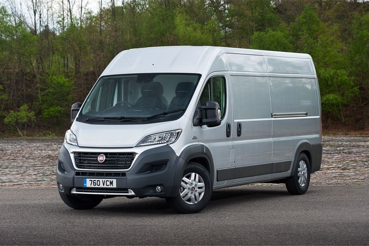Ups Van For Sale >> Fiat Ducato 2006 - Van Review | Honest John