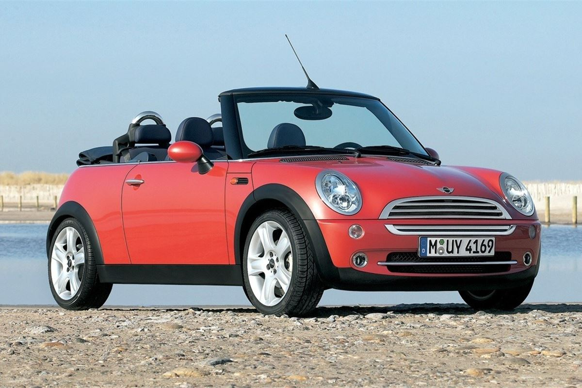 Mini Convertible R52 2004 Car Review Honest John
