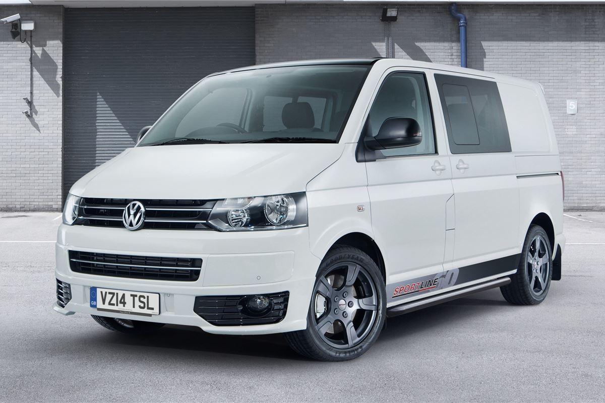 Volkswagen Launches Transporter Sportline 60 Honest John