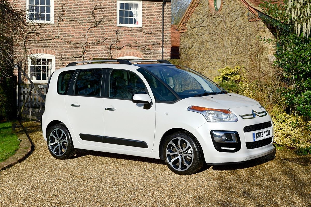 Citroen C3 Picasso 2009 Car Review Honest John