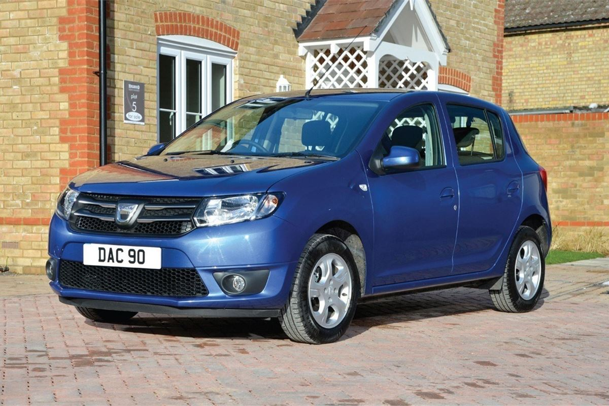 dacia sandero 2013 car review honest john. Black Bedroom Furniture Sets. Home Design Ideas