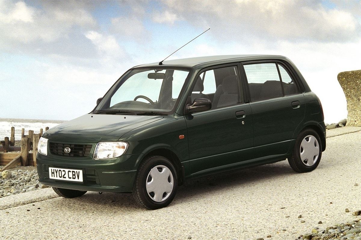 Daihatsu Cuore 1998 Car Review Honest John
