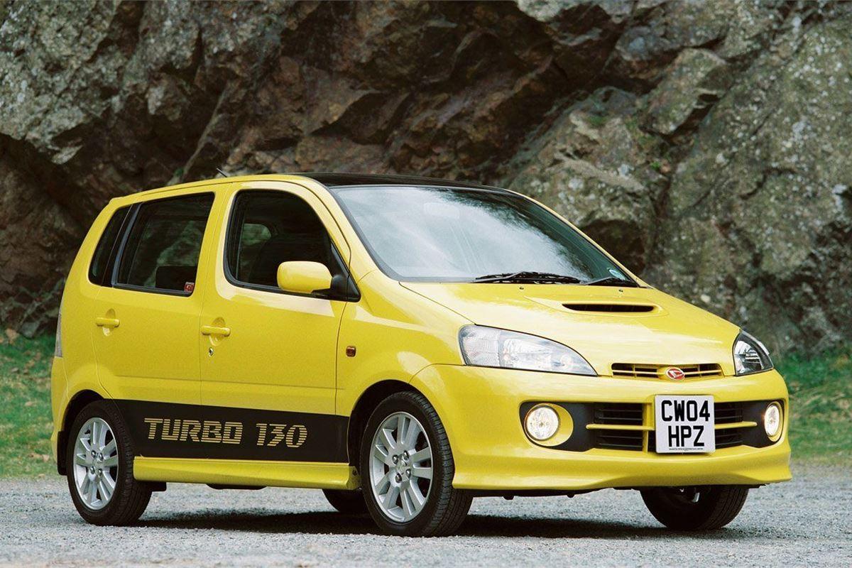 Best Mpg Used Cars >> Daihatsu YRV 2001 - Car Review | Honest John