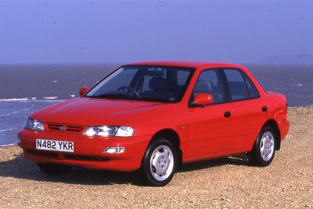 Kia Mentor Ii Shuma 1999 Car Review Honest John