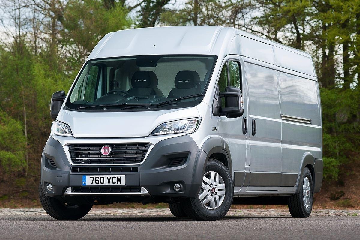 Ups Van For Sale >> Top 10: Most economical large vans | | Honest John