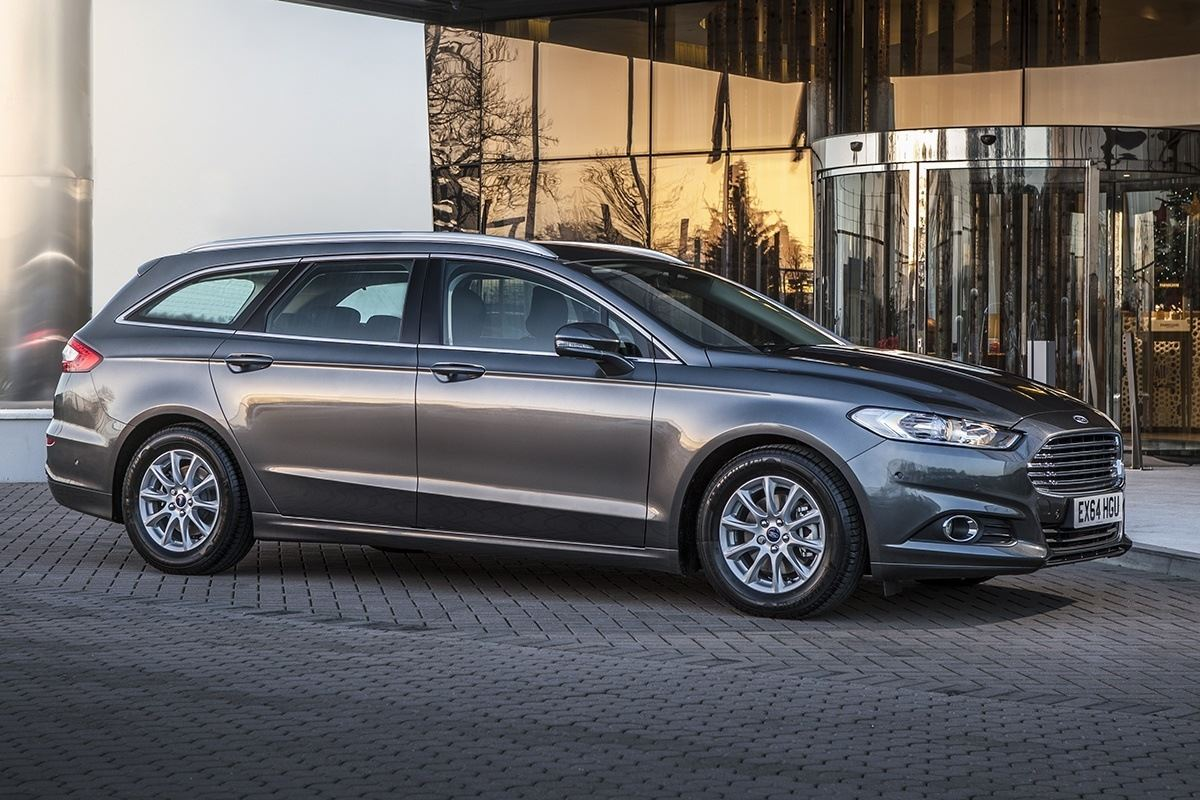 Car Carriers For Sale >> Ford Mondeo Estate 2015 - Car Review | Honest John