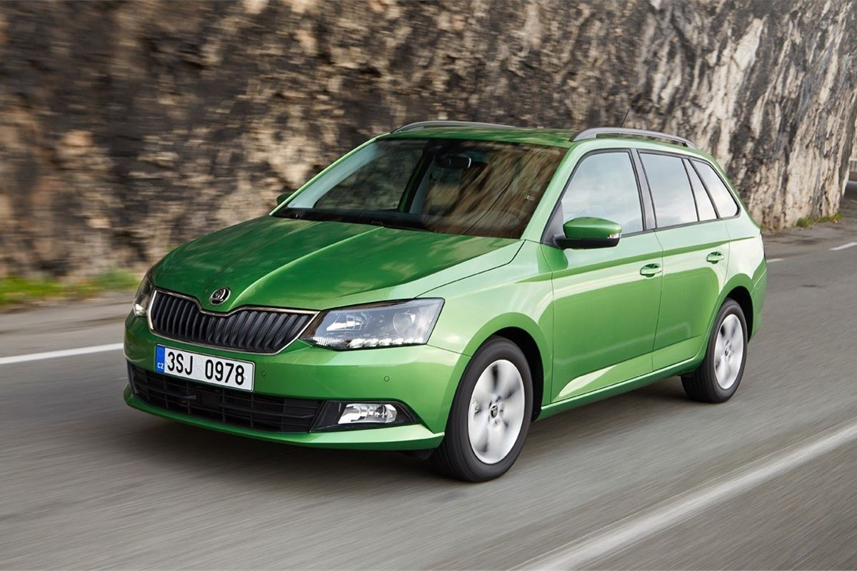 Skoda Fabia Estate 2015 Road Test Road Tests Honest John