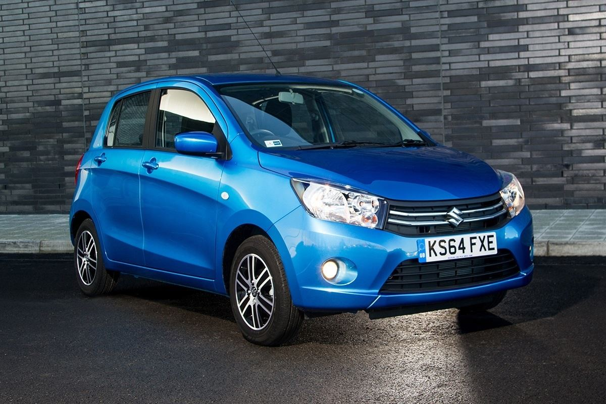 Suzuki Celerio 2014 - Car Review | Honest John