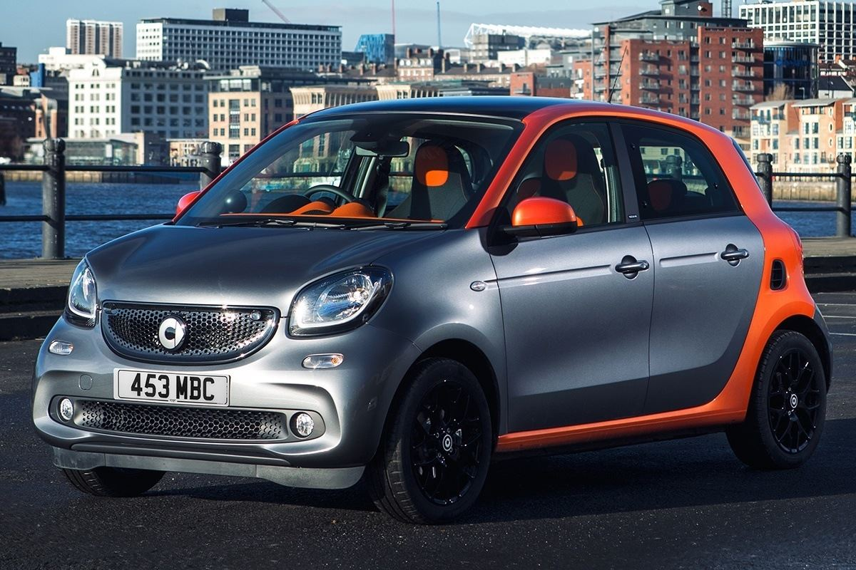 Cheap Car Leasing >> Smart Forfour 2014 - Car Review | Honest John