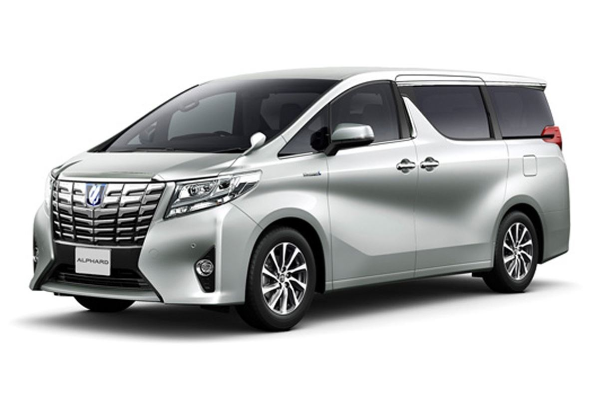 Toyota Alphard 2015 Car Review Honest John