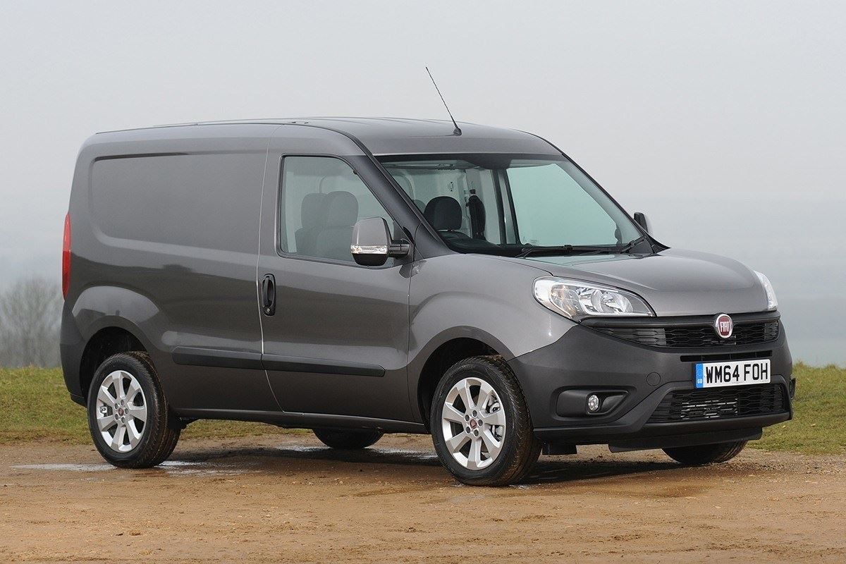 fiat doblo cargo 2010 van review honest john. Black Bedroom Furniture Sets. Home Design Ideas