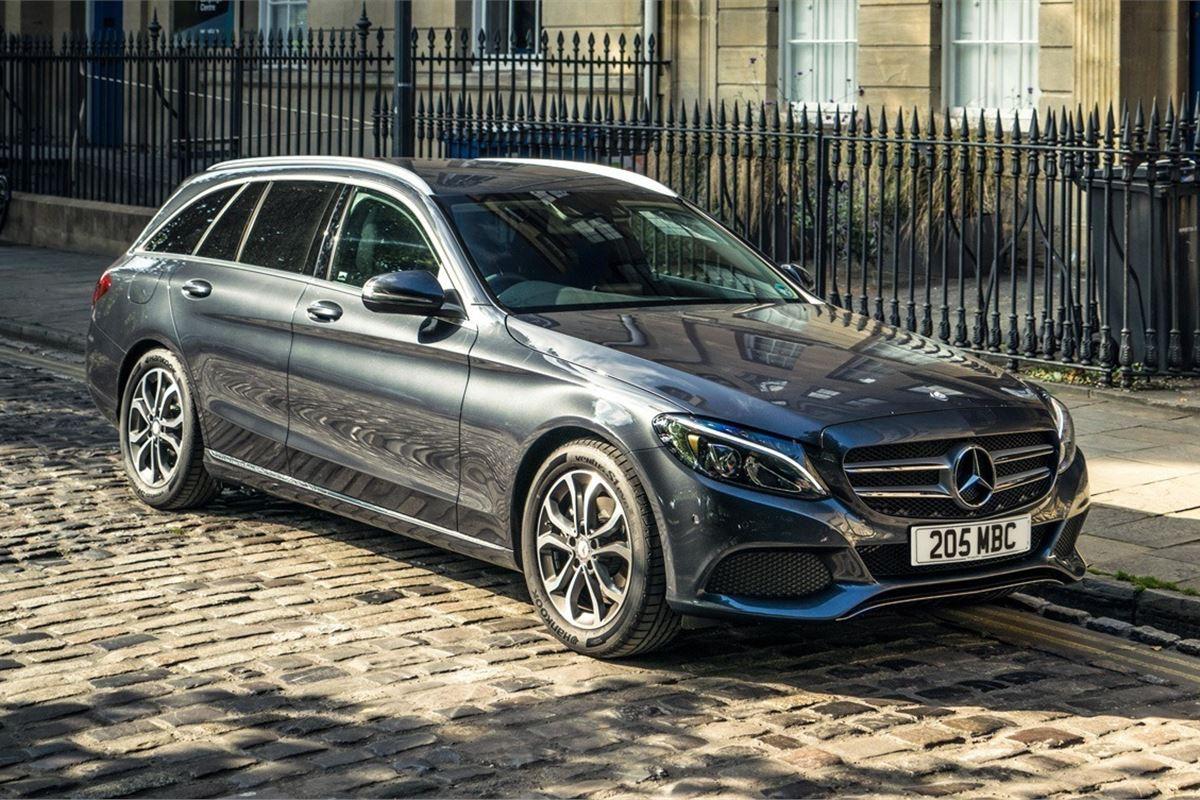 Mercedes Benz C Class Estate S205 2014 Car Review