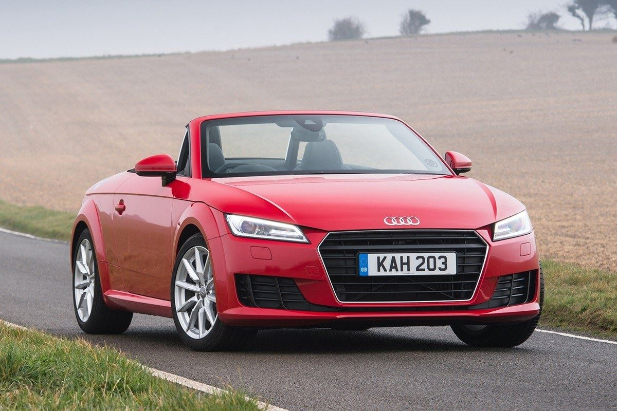 audi tt roadster 2015 car review honest john. Black Bedroom Furniture Sets. Home Design Ideas