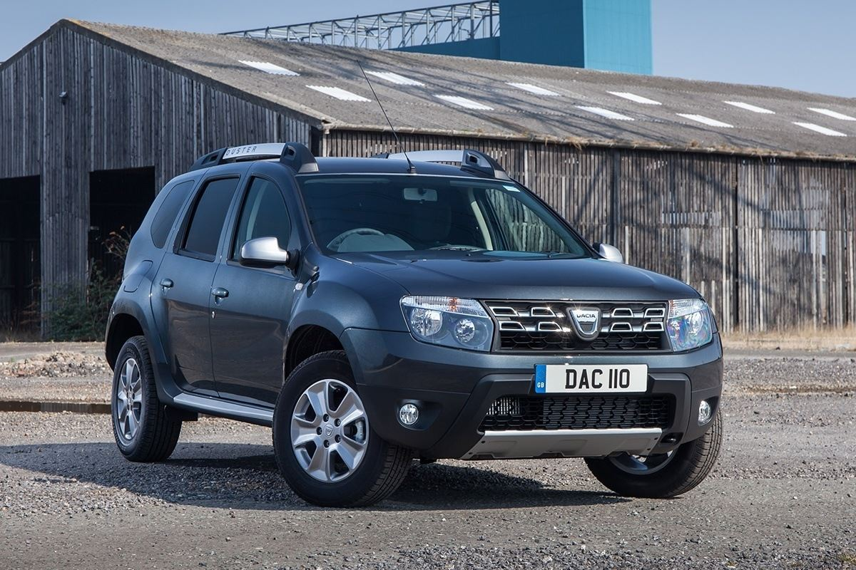 Dacia Duster Commercial 2015 Van Review Honest John
