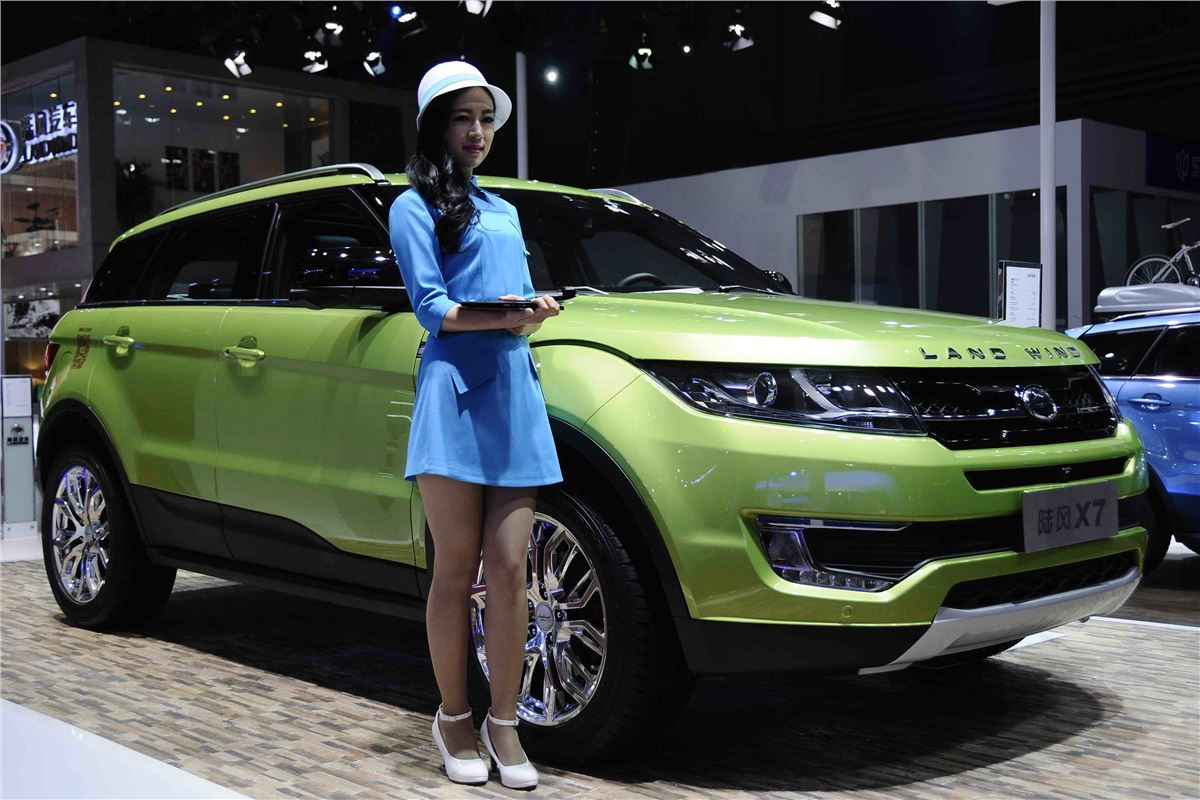 land rover powerless to stop chinese copy and paste