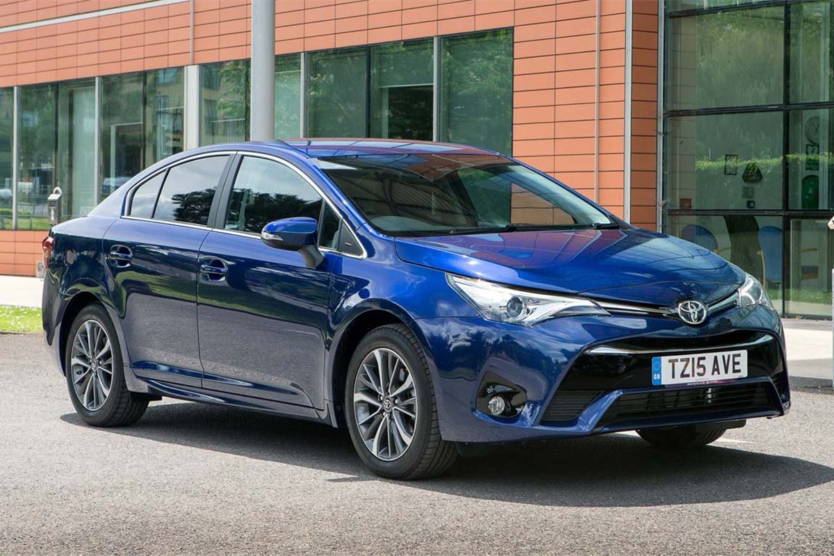 Toyota Avensis 2015 Car Review Honest John
