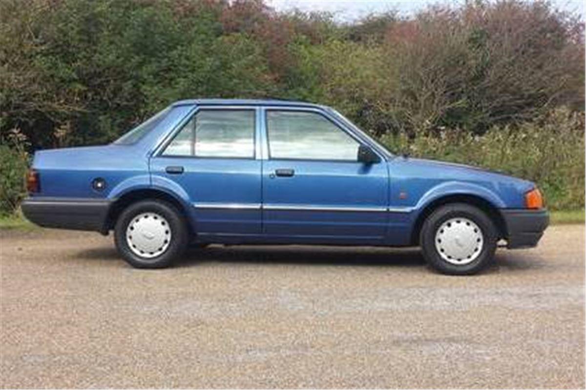Ford Vans For Sale >> A Grand Monday: 37k Ford Orion | | Honest John
