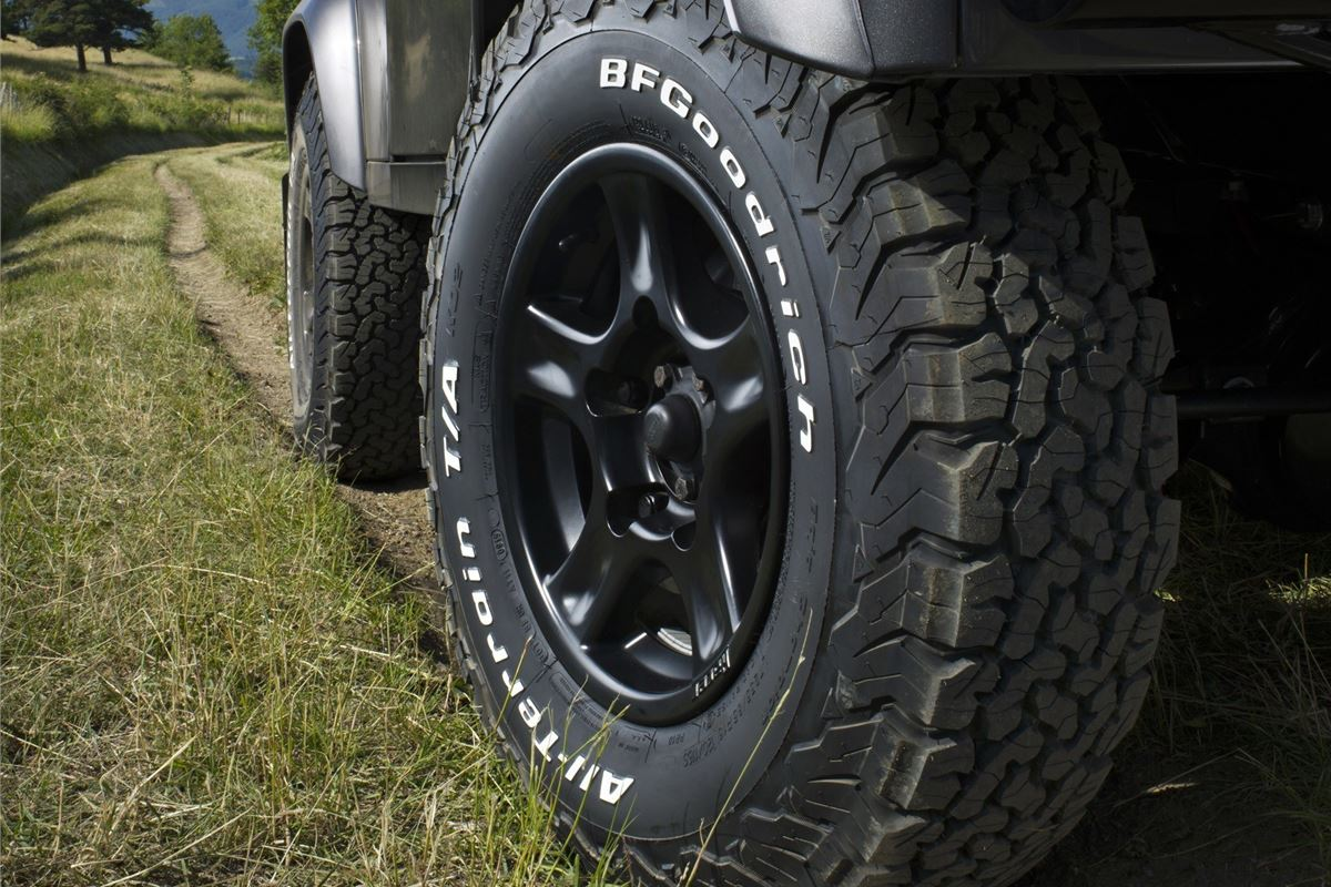 Bf Goodrich All Terrain >> BF Goodrich Launches its Toughest Ever All Terrain Tyre | Motoring News | Honest John