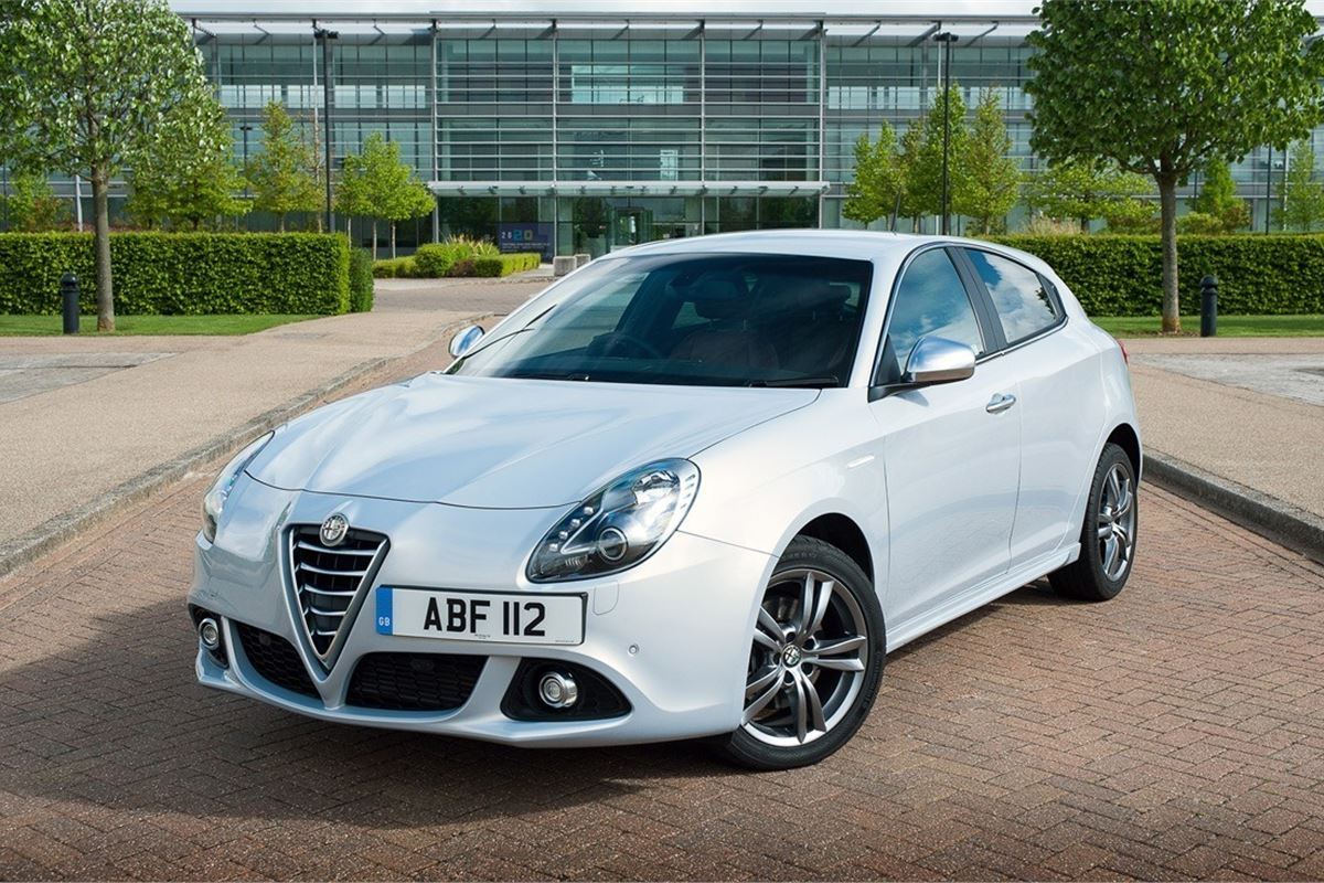 Alfa romeo giulietta review 2016